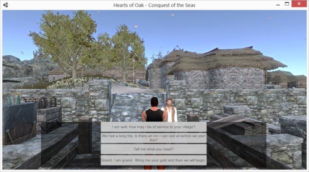 Hearts of Oak Pre-Alpha 1.9 Demo .Zip