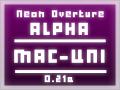 Neon Overture - Alpha 0.21a - OSX Universal