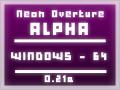 Neon Overture - Alpha 0.21a - Windows 64-bit