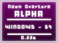 Neon Overture - Alpha 0.22a - Windows 64-bit