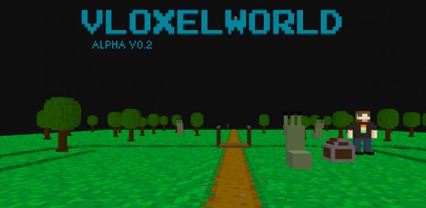 Vloxelworld alpha v0.2
