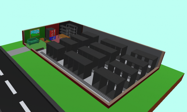 Data Center Tycoon Alpha 2