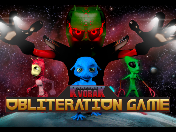 Obliteration Game Demo