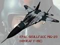 Skullface MiG-29 skin (+ROKAF F-15E)