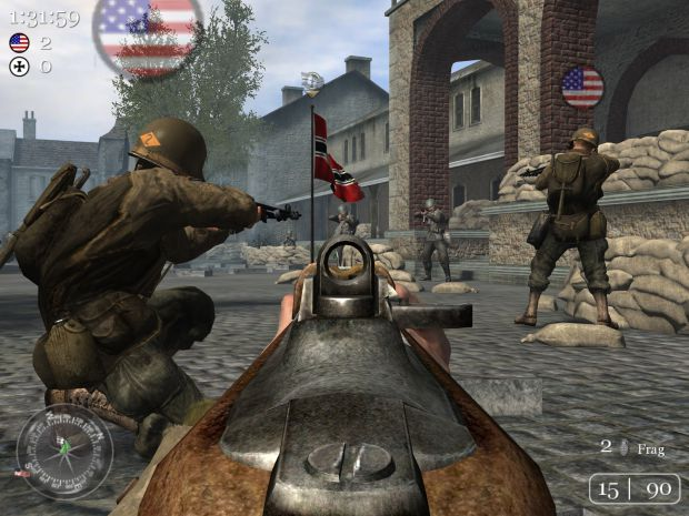 Call of Duty 2 image - id Tech 3 - Indie DB