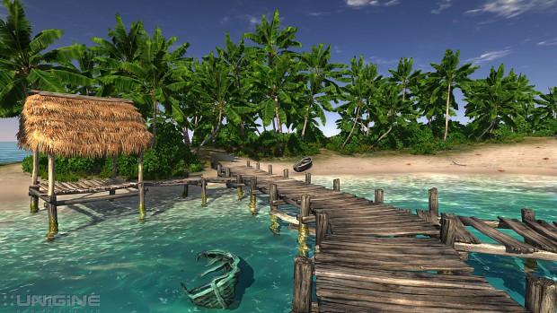 Tropics GPU benchmark