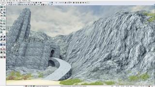 Landscape Mat test