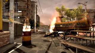 Street Chaos - Fire