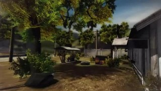 Forest scene - BGE