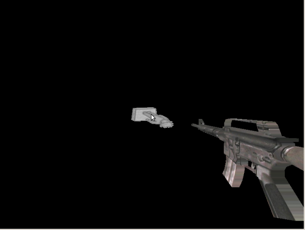 FPS camera and textured MP16.