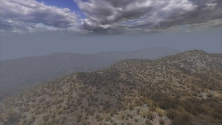 XashXT: custom build. Grass test. Shot 3