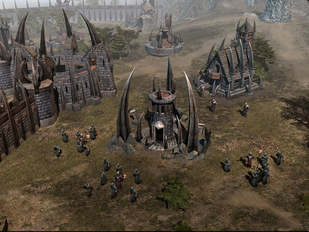 BFME2: Rise of the Witch-king November 2006