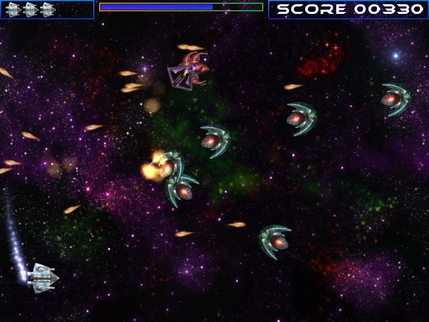 Yet Another Space Shooter