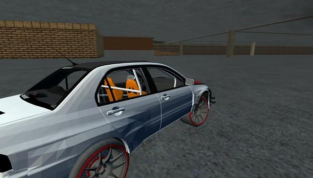 Basic Car Drifting Physics Screenshots