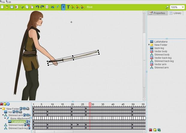 VIDE Screenshot