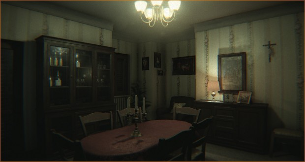Haunted House DLC NOW OUT!