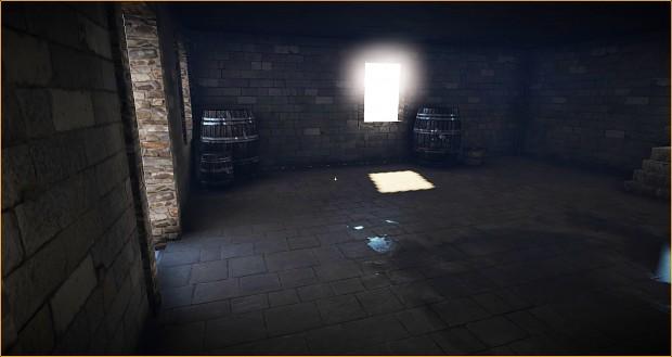 Voxel Lightmaps indoor