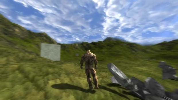 Destructible Objects using Nvidia PhysX