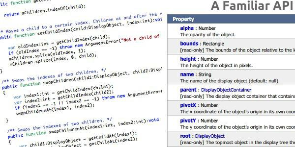 A Familiar API