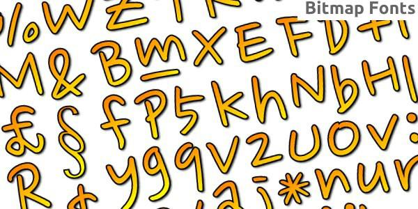 Bitmap Fonts