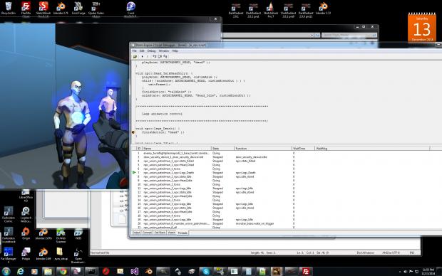 Storm Engine 2 Script Debugger