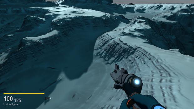 Terrain and cascaded shadowmaps