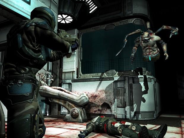 id Tech 4 - Quake 4 image - Indie DB