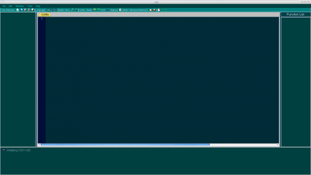 Clear View of IDE