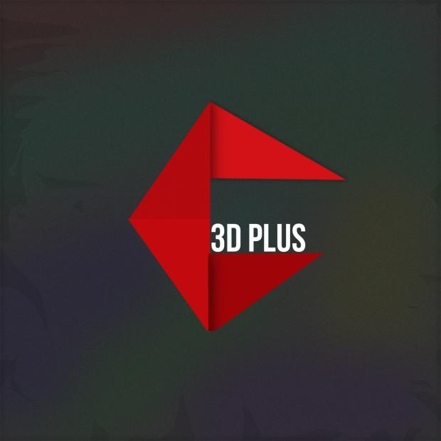 C3D+ Logo