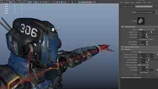 Stingray art to engine workflows