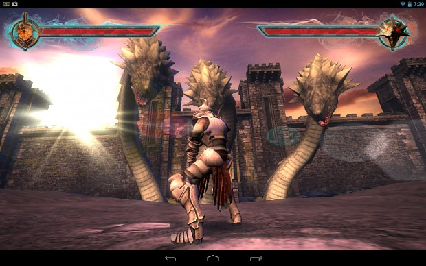 Xenko running on Android