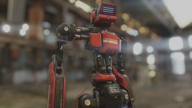 Industrial Robot demo (GDC 2015)