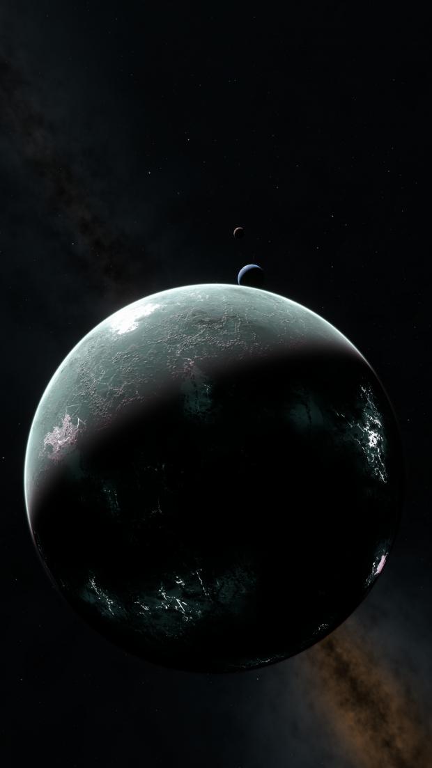Screenshots in PreAlpha build : I-Novae Engine