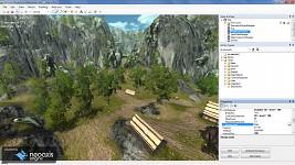 Heightmap based terrain improvements (LOD)