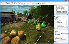 NeoAxis 2 announcement screenshot
