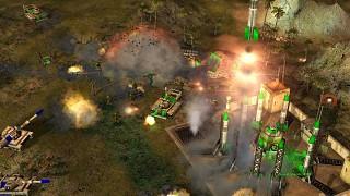 C&C: Generals Zero Hour