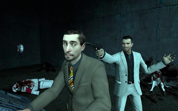 Killing the last Combine administrator.
