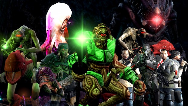 The liberation of Xen.