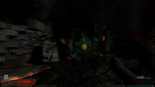 Doom III Final Level Gameplay