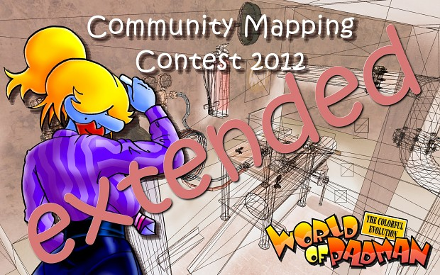 Community Mapping Contest 2012 extended