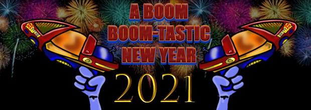 A BOOM-BOOM-tastic new year 2021