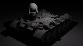 GDI Mobile EMP Tank