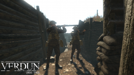 Verdun Launch In-Game Screenshots
