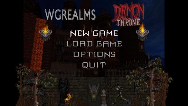 demon throne