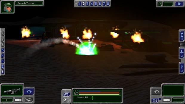 Plasma Explosion