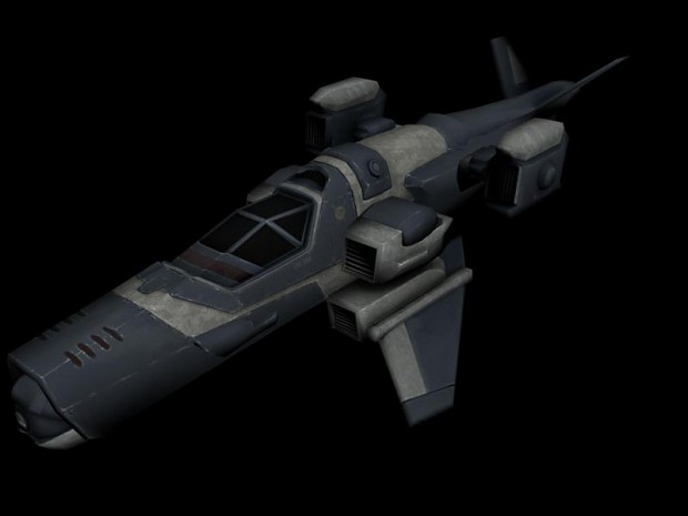 New Stiletto interceptor model