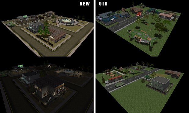 Improving our village maps