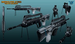 Atreides Advanced Rifle