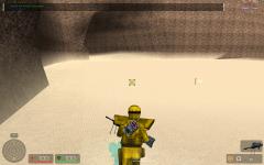 Atreides Light Infantry Sprinting