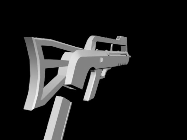 Atreides Assault Rifle